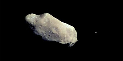 Asteroids and Dwarf Planets