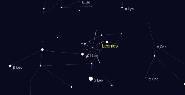 Leonids in  on January,26 2020