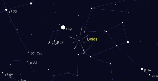 Lyrids in  on May,17 2021