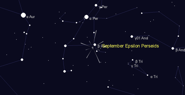 September Epsilon Perseids in  on September,24 2018