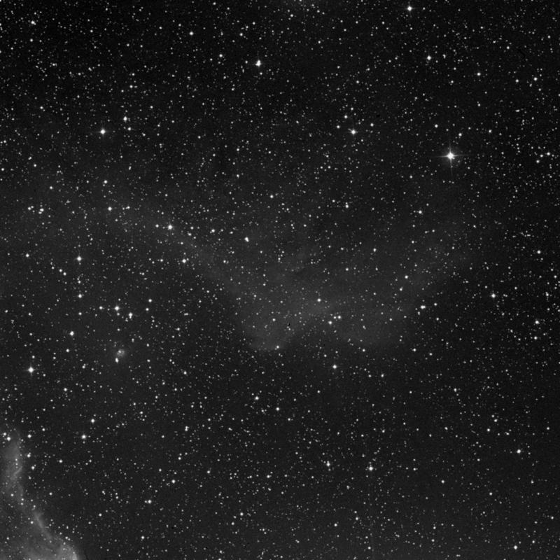 Image of IC 59 - Reflection Nebula in Cassiopeia star