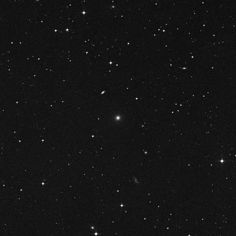 Image of IC 6 - Elliptical Galaxy in Pisces star