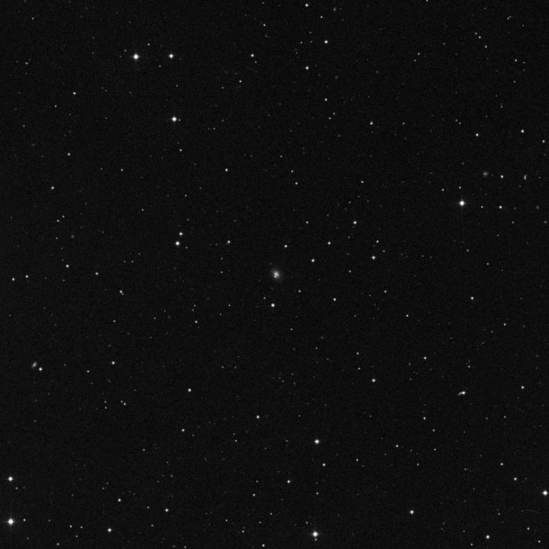Image of IC 75 - Spiral Galaxy star
