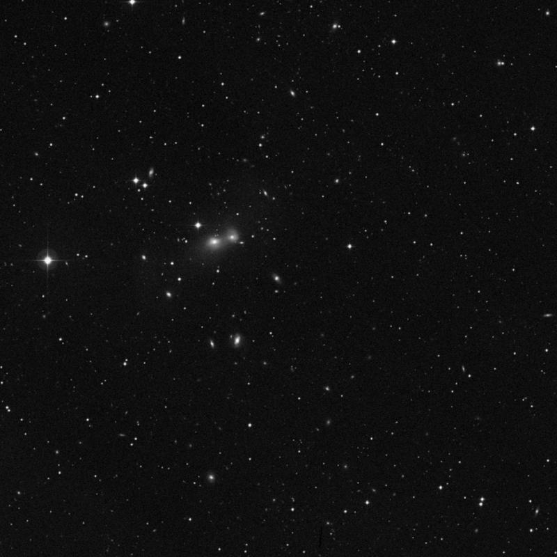 Image of IC 1039 - Lenticular Galaxy in Virgo star