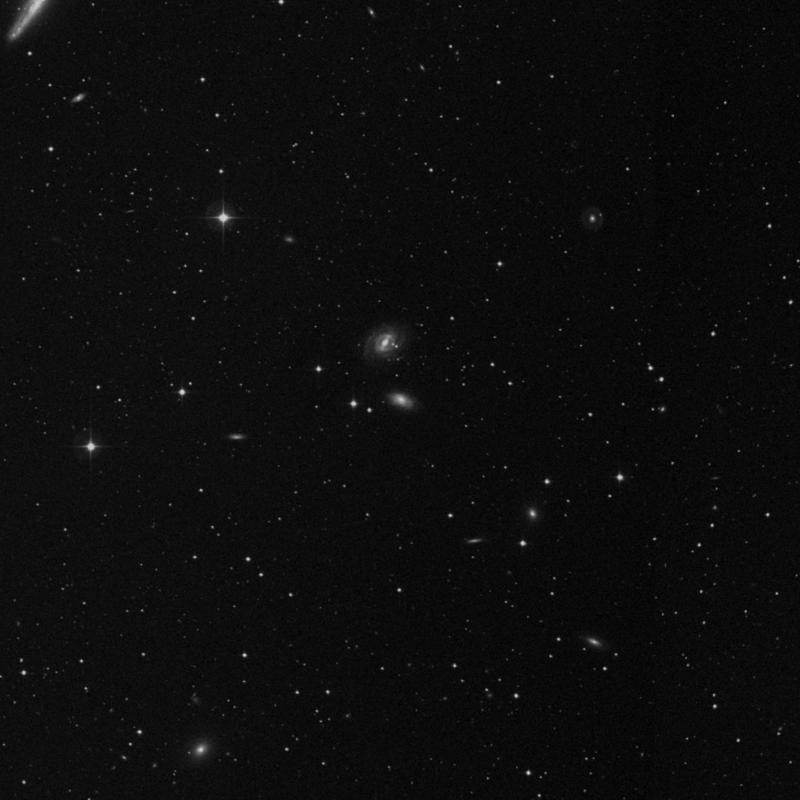 Image of IC 1066 - Intermediate Spiral Galaxy star