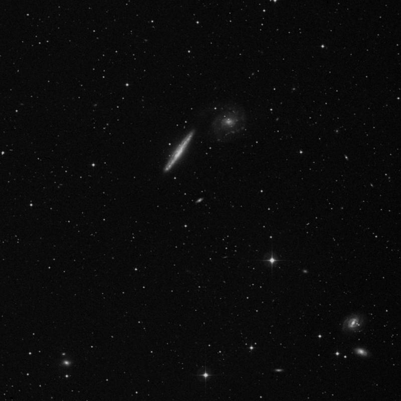 Image of IC 1070 - Spiral Galaxy star