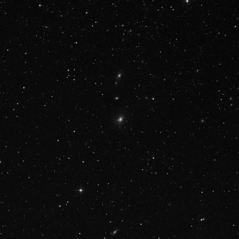 Image of IC 1071 - Lenticular Galaxy in Virgo star