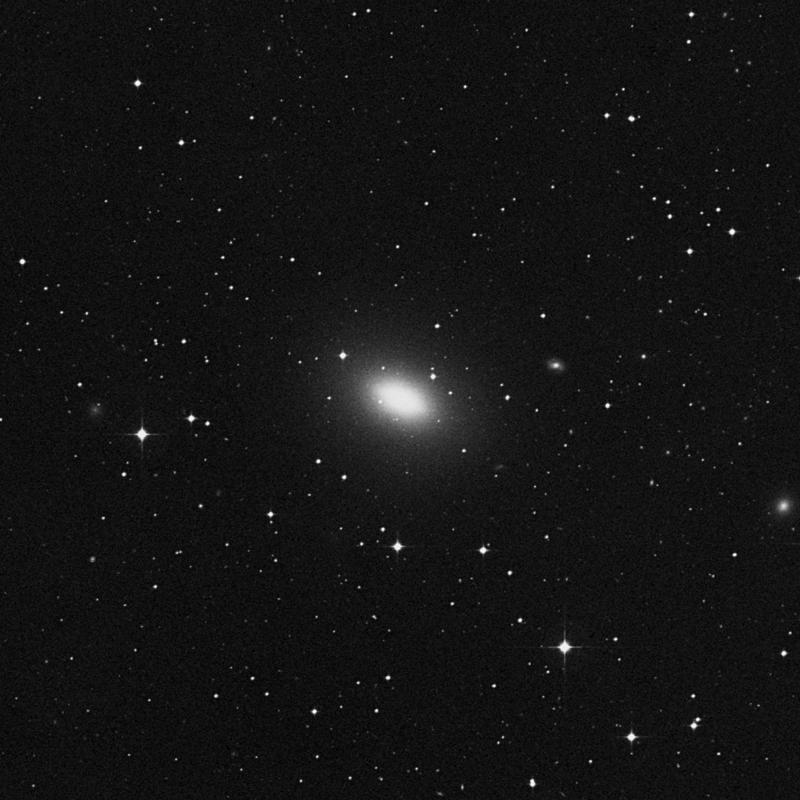 Image of NGC 4697 - Elliptical Galaxy star