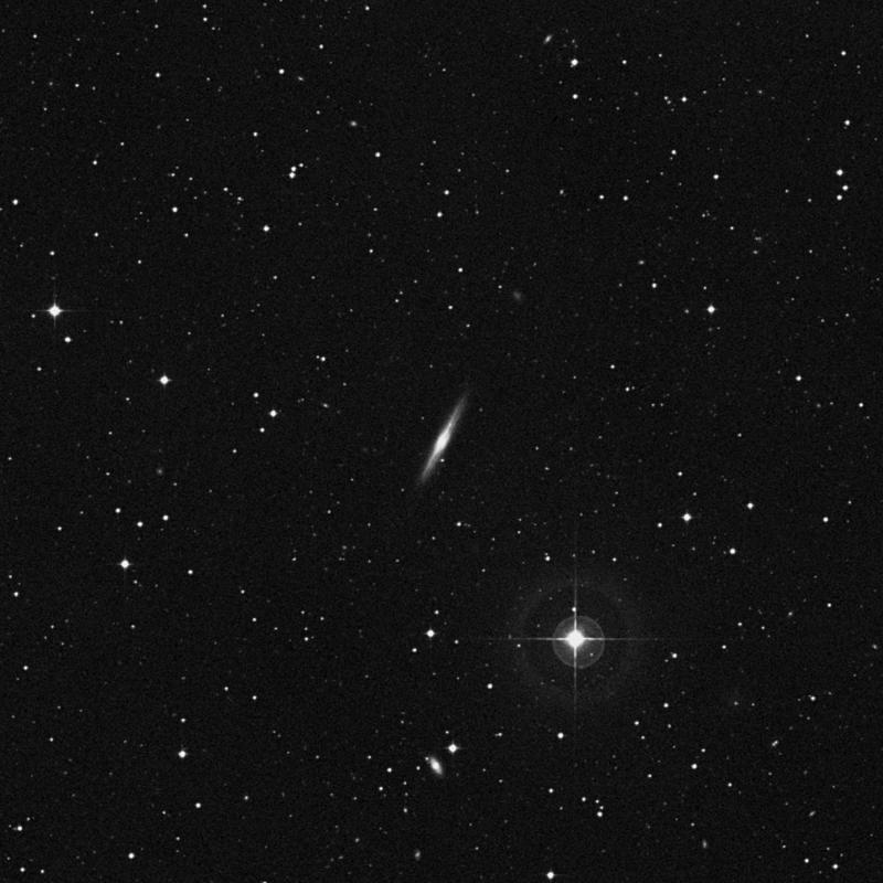 Image of NGC 4703 - Spiral Galaxy star