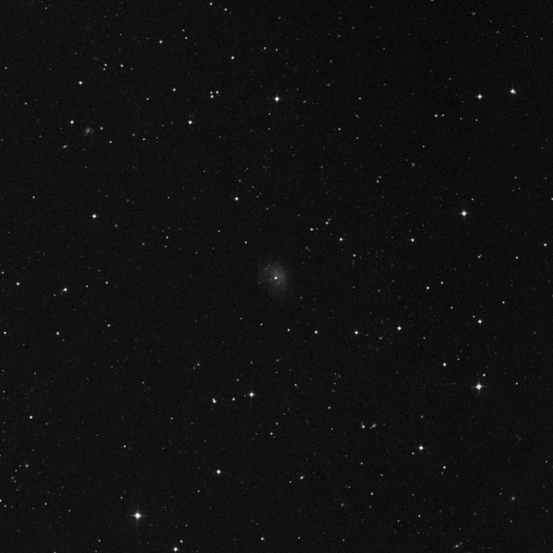 Image of NGC 4707 - Spiral Galaxy in Canes Venatici star