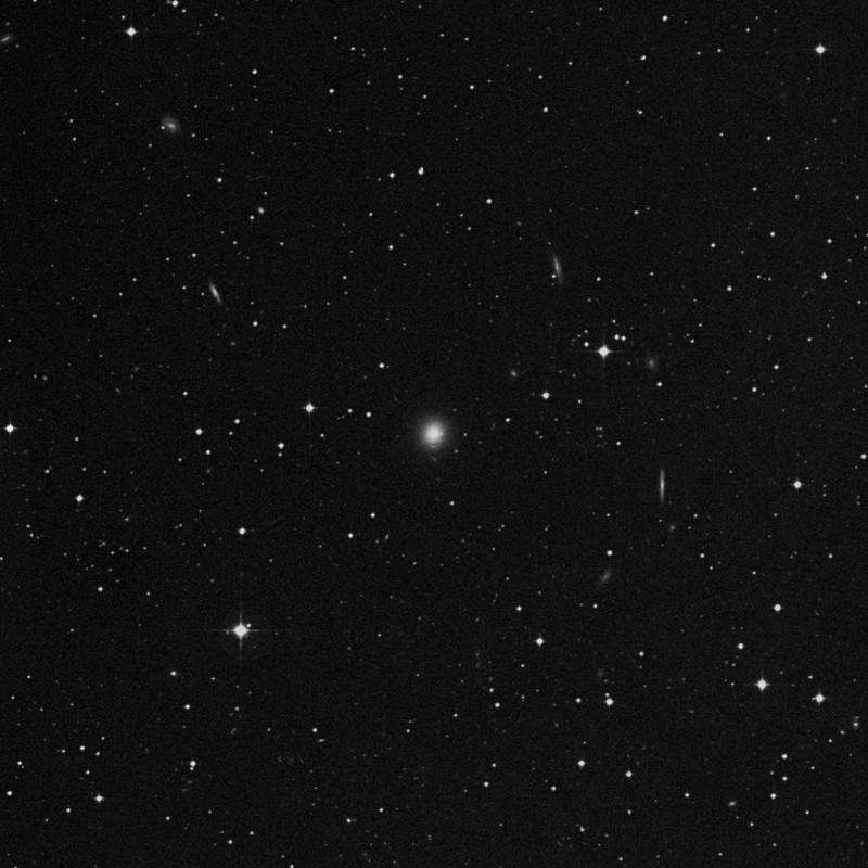 Image of NGC 4739 - Elliptical Galaxy star