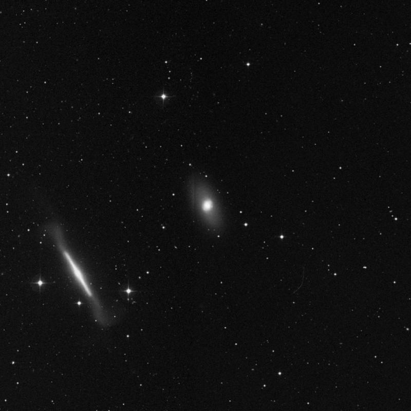 Image of NGC 4754 - Lenticular Galaxy star