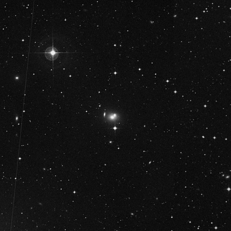 Image of NGC 4776 - Lenticular Galaxy star