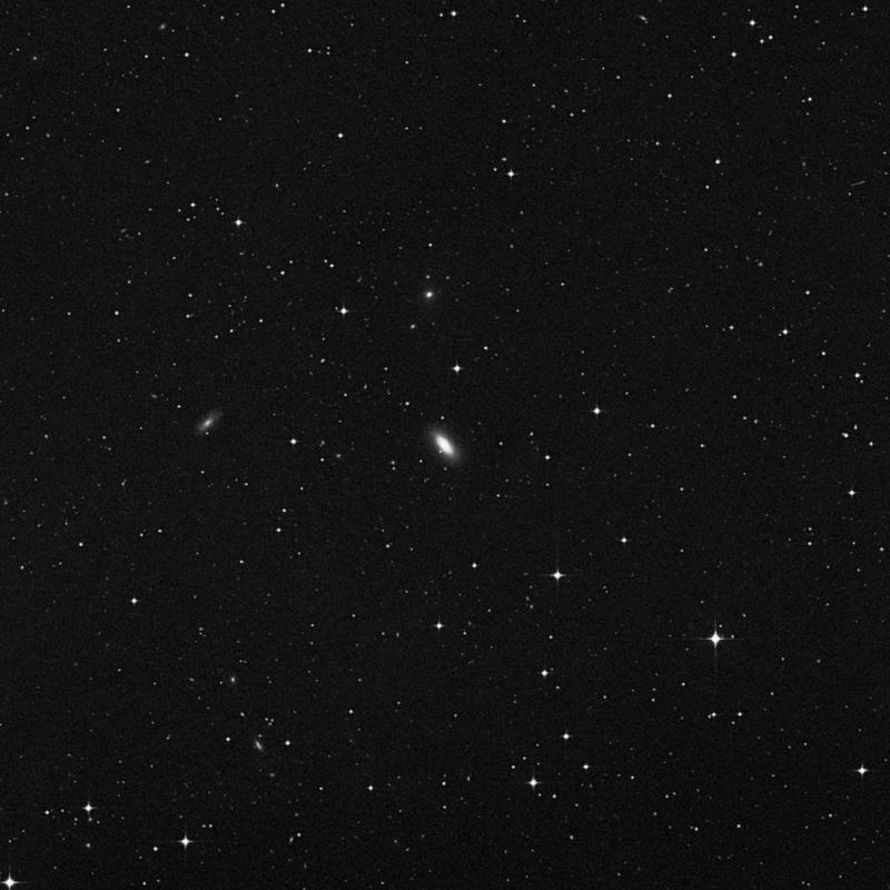 Image of NGC 4813 - Lenticular Galaxy star
