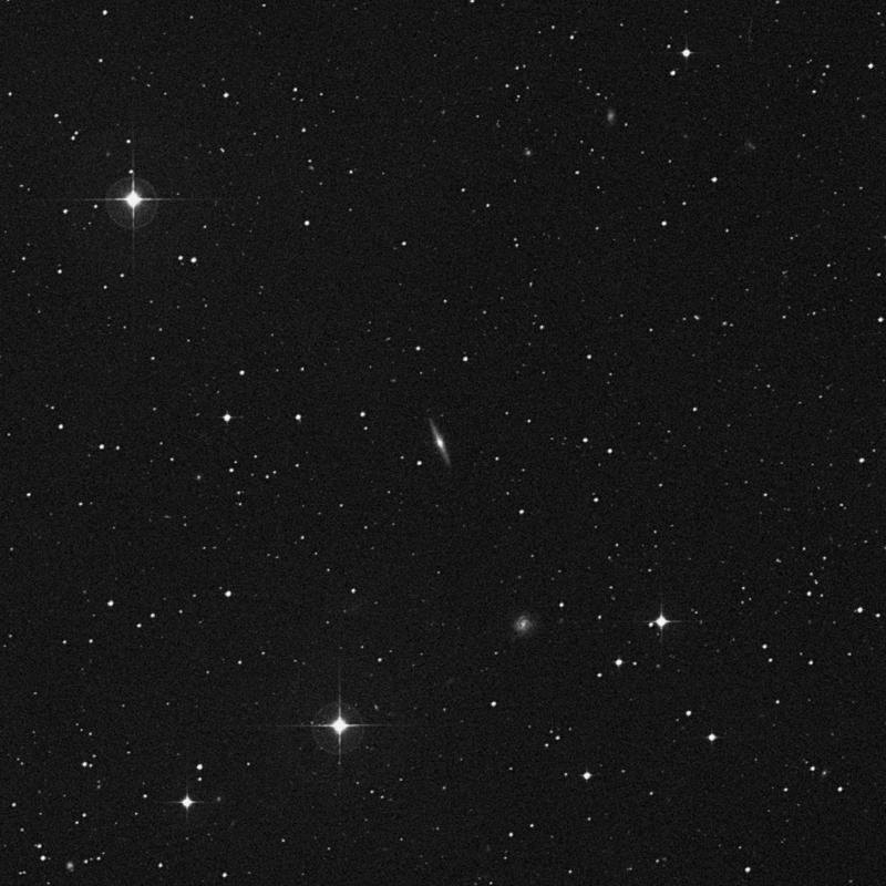 Image of NGC 4863 - Lenticular Galaxy star