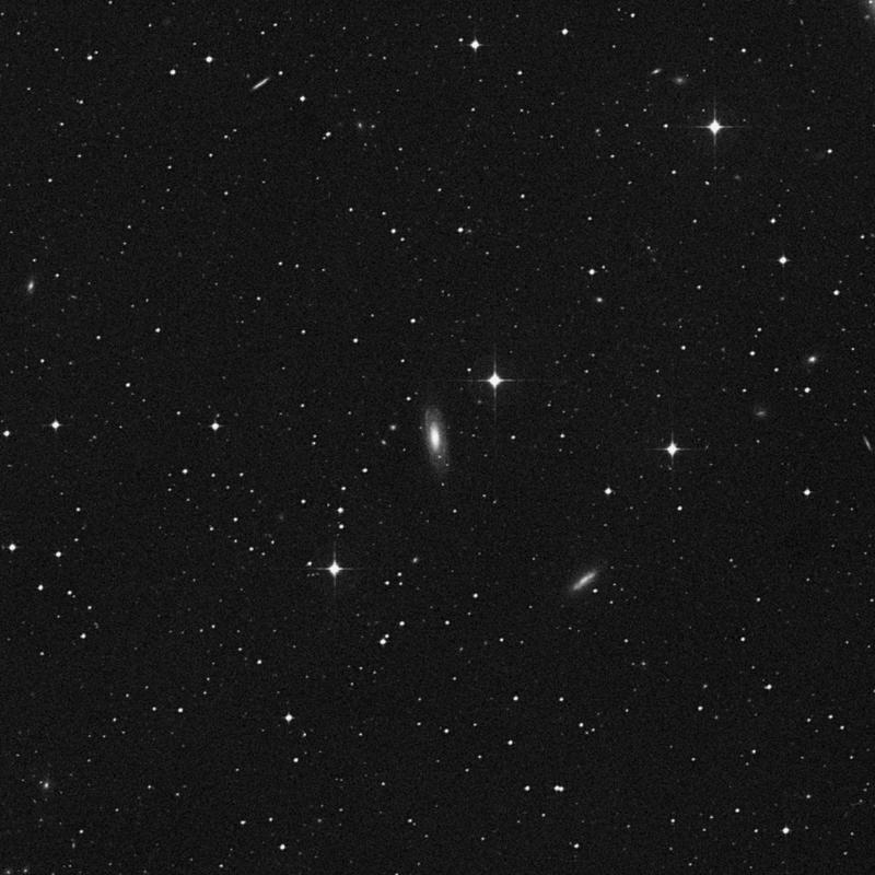 Image of NGC 4877 - Spiral Galaxy star