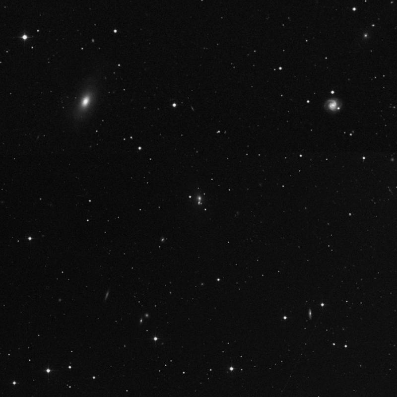 Image of NGC 4893 - Elliptical Galaxy in Canes Venatici star
