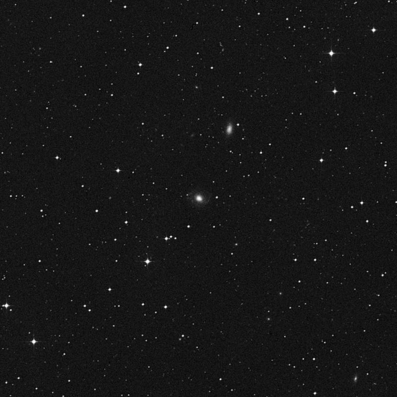 Image of NGC 4924 - Lenticular Galaxy star