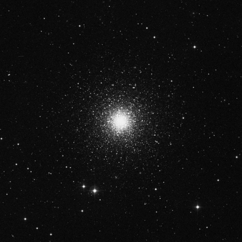 Image of Messier 53 - Globular Cluster star