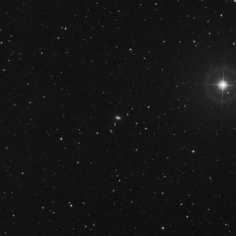 Image of NGC 4954 - Lenticular Galaxy star
