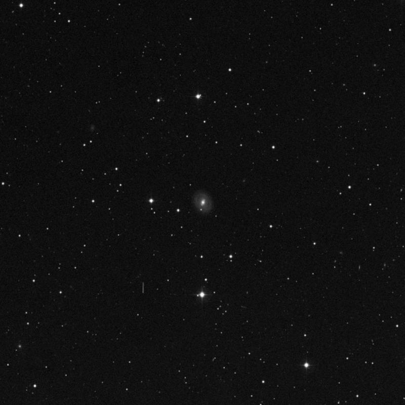Image of NGC 4996 - Lenticular Galaxy in Virgo star