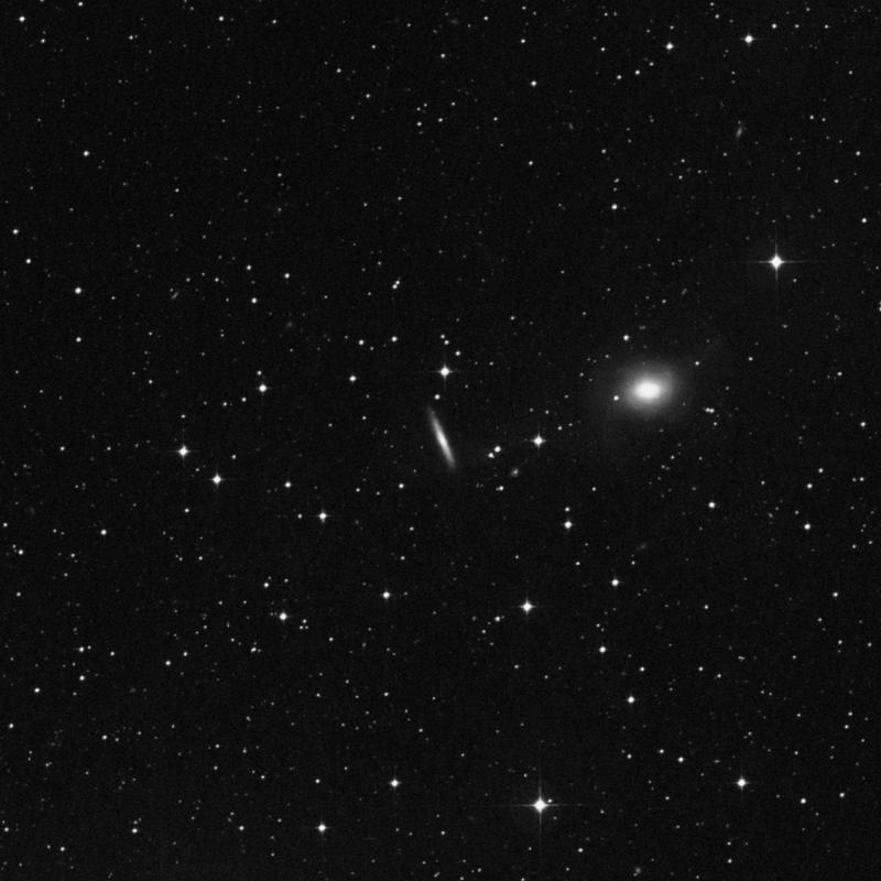 Image of NGC 5022 - Spiral Galaxy star