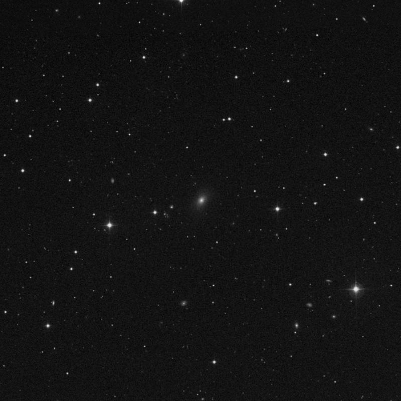 Image of NGC 5029 - Elliptical Galaxy in Canes Venatici star