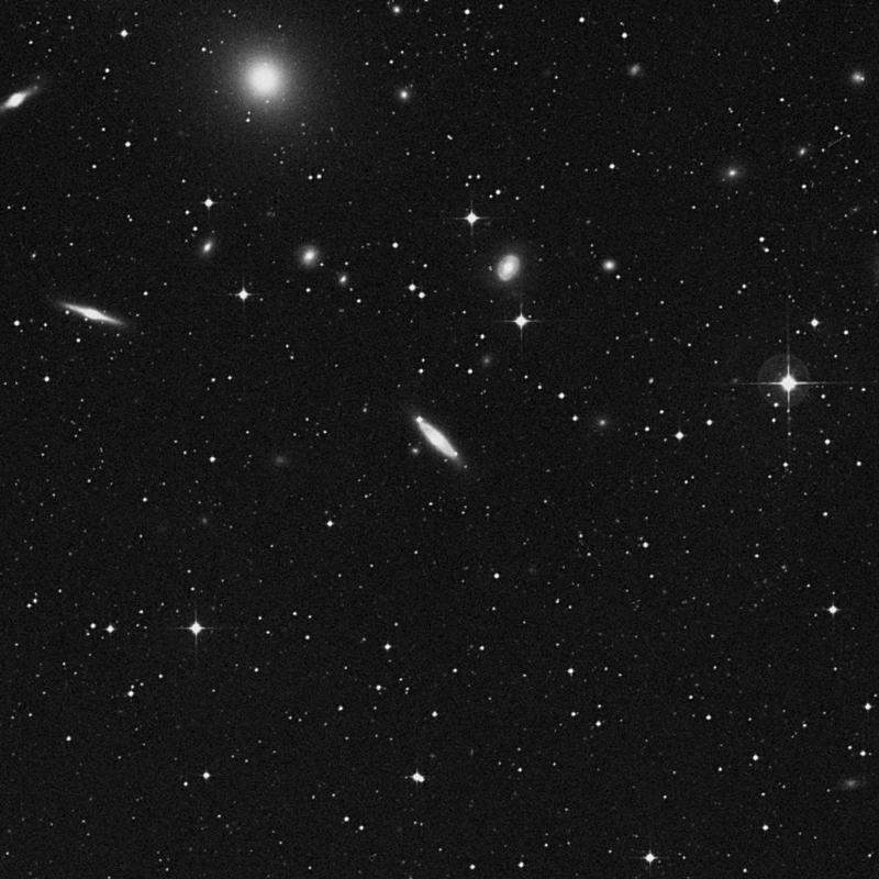 Image of NGC 5037 - Spiral Galaxy star