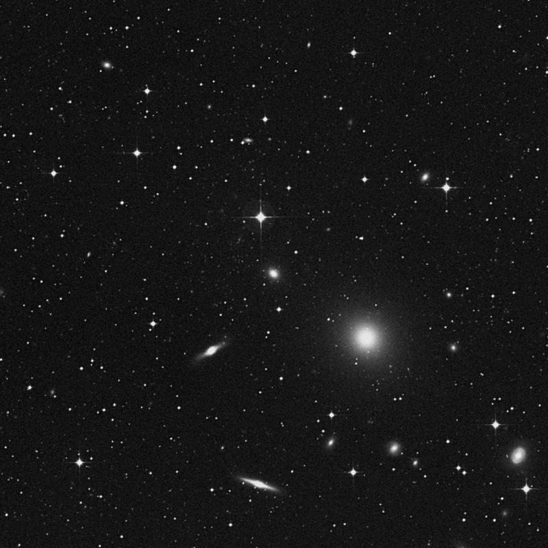 Image of NGC 5046 - Elliptical Galaxy star
