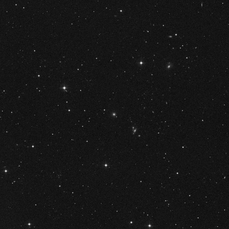 Image of NGC 5075 - Elliptical Galaxy star
