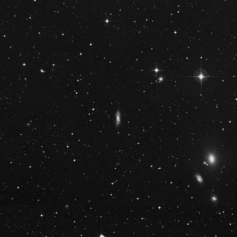 Image of NGC 5088 - Intermediate Spiral Galaxy star
