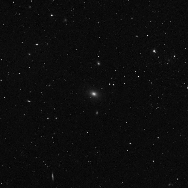 Image of NGC 5127 - Elliptical Galaxy in Canes Venatici star