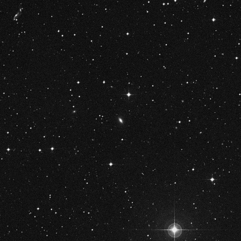 Image of NGC 5133 - Elliptical/Spiral Galaxy in Virgo star