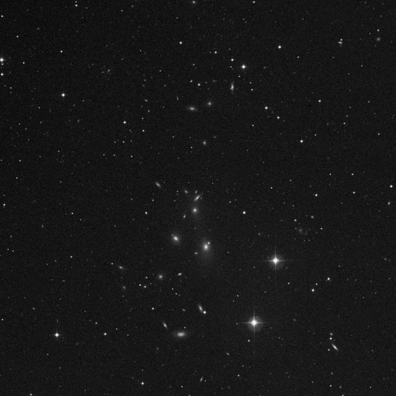 Image of NGC 5177 - Spiral Galaxy star