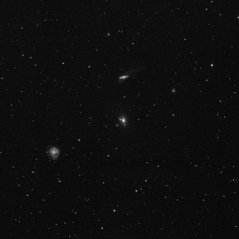 Image of NGC 5222 NED02 - Spiral Galaxy star