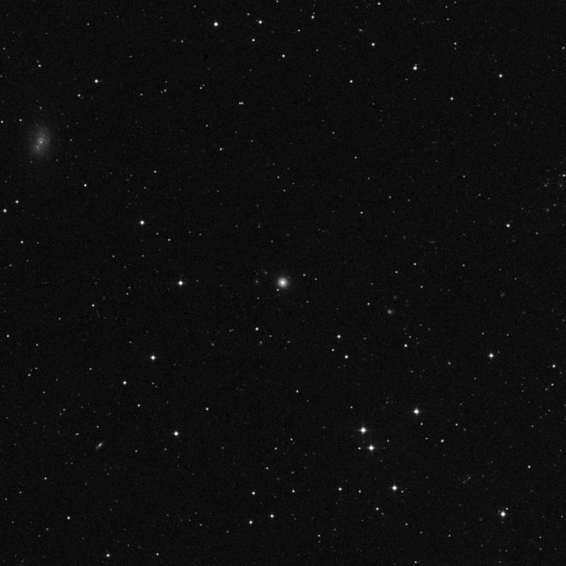 Image of NGC 5225 - Elliptical Galaxy in Canes Venatici star