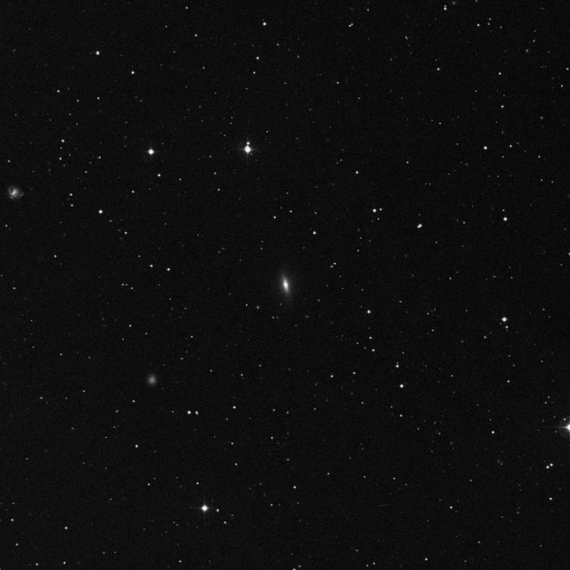 Image of NGC 5252 - Lenticular Galaxy in Virgo star