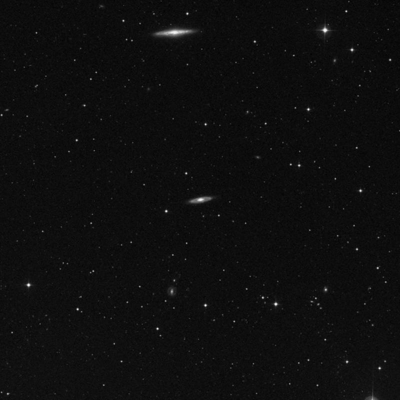 Image of NGC 5289 - Intermediate Spiral Galaxy in Canes Venatici star