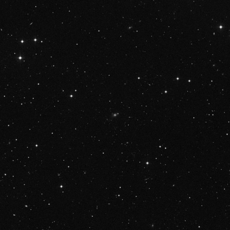 Image of NGC 5294 - Irregular Galaxy in Ursa Major star