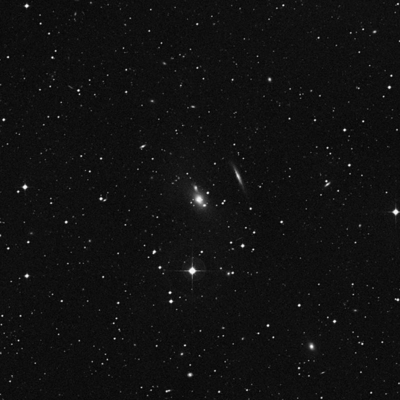 Image of NGC 5306 - Lenticular Galaxy star