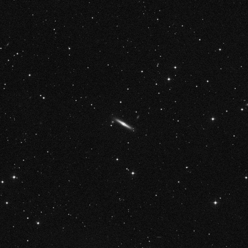Image of NGC 5308 - Lenticular Galaxy in Ursa Major star