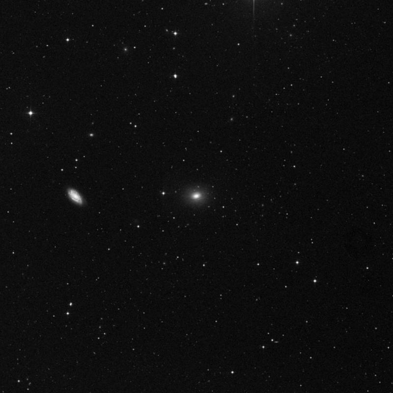 Image of NGC 5311 - Lenticular Galaxy in Canes Venatici star