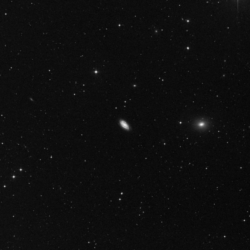 Image of NGC 5313 - Intermediate Spiral Galaxy in Canes Venatici star