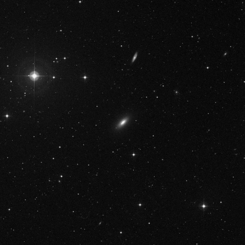 Image of NGC 5326 - Spiral Galaxy in Canes Venatici star