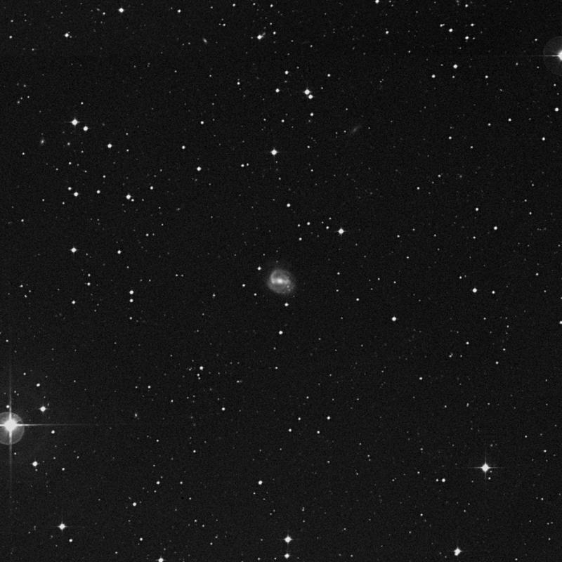 Image of NGC 5339 - Spiral Galaxy star