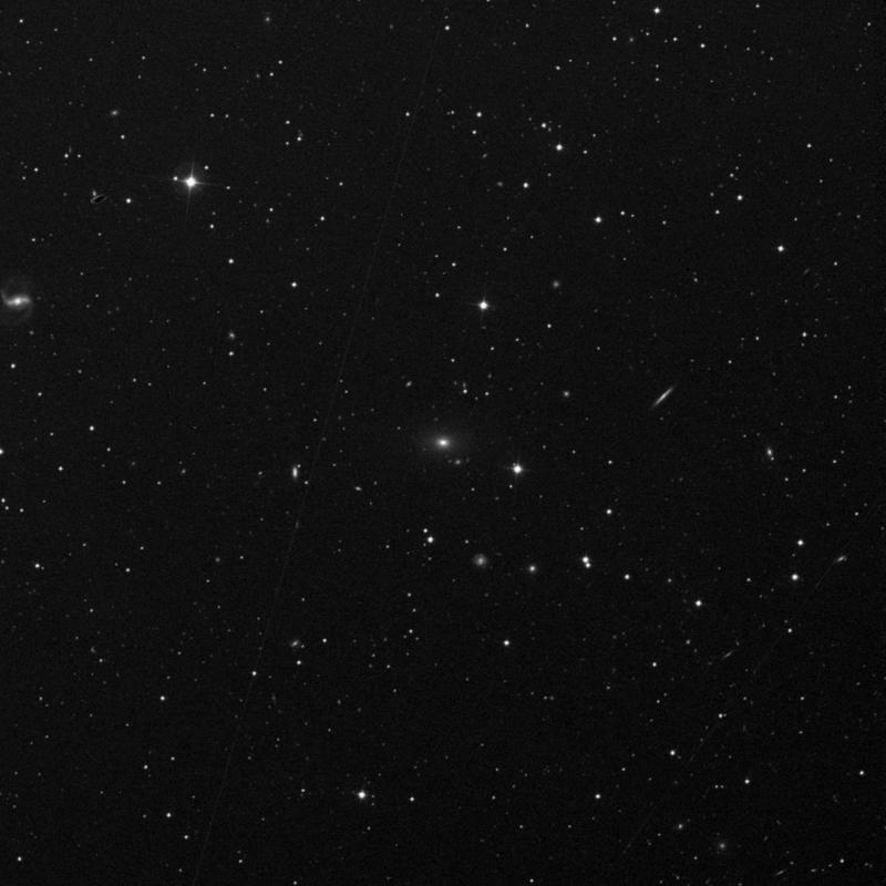 Image of NGC 5340 - Elliptical Galaxy in Ursa Minor star