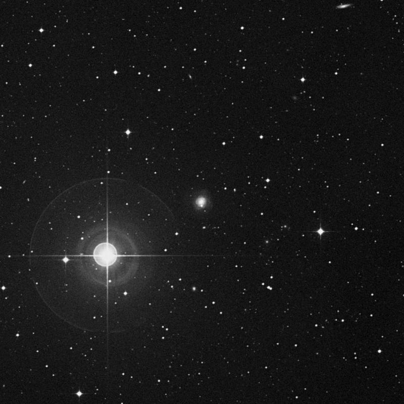 Image of NGC 5345 - Spiral Galaxy star