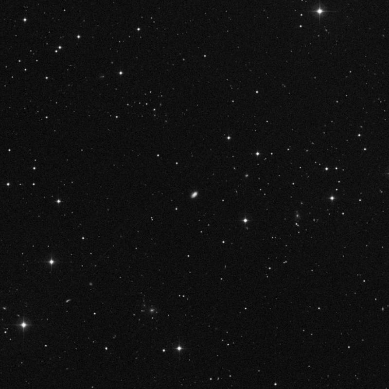 Image of NGC 5372 - Elliptical (E?) Galaxy in Ursa Major star