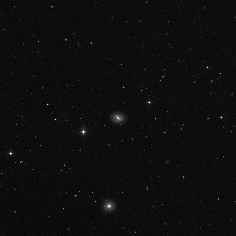 Image of NGC 5378 - Spiral Galaxy in Canes Venatici star