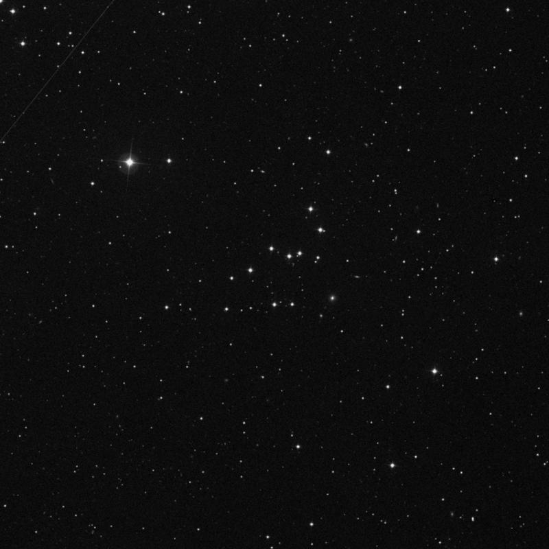 Image of NGC 5385 - Open Cluster in Ursa Minor star